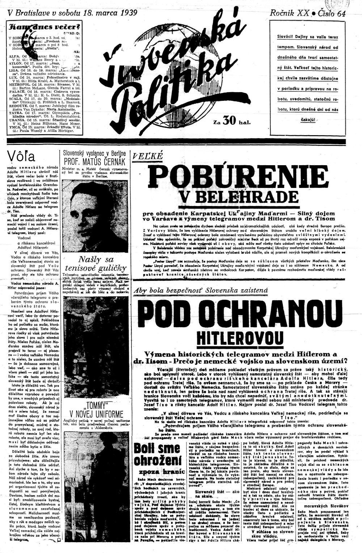 slovenska politika