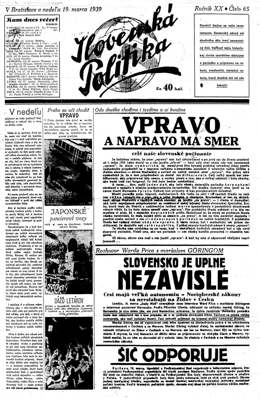slovenska politik