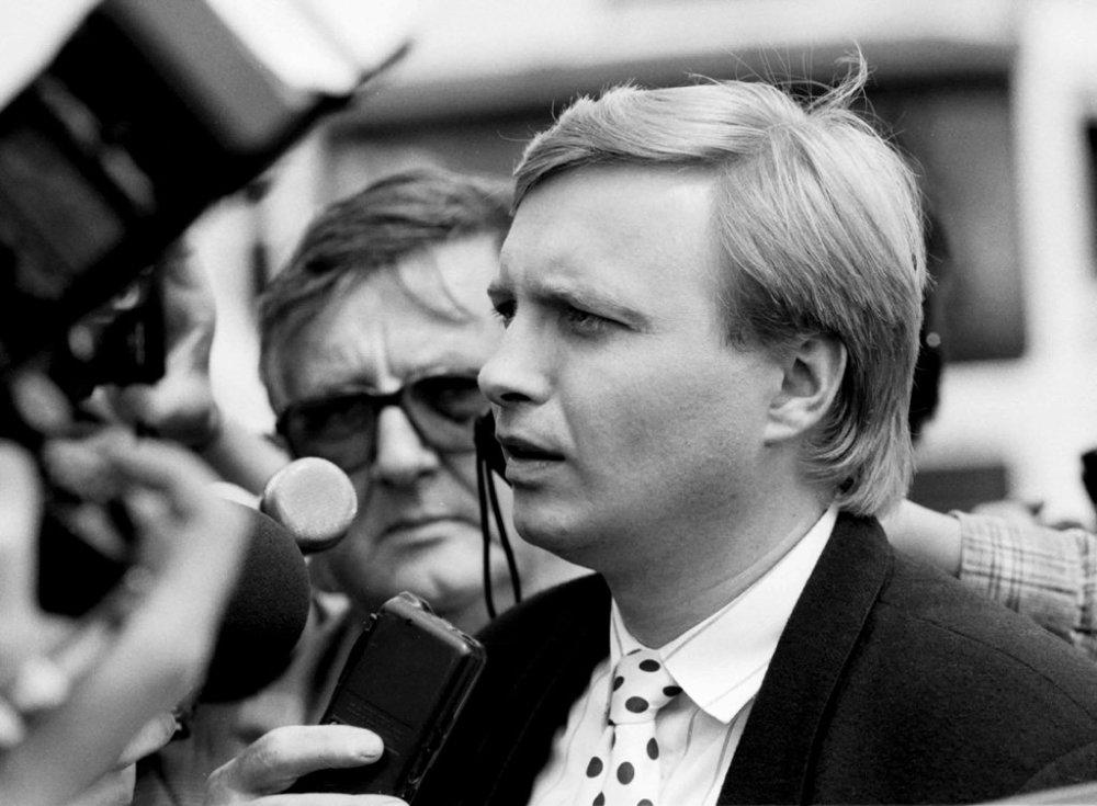 Michala Kováča mladšieho v roku 1995 uniesla do Rakúska SIS. Bola to najťažšia skúška prezidenta v jeho spore s vládou Vladimíra Mečiara. foto - TASR
