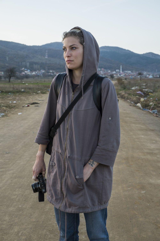 Zuzana Kizáková. Foto – Elio Germani