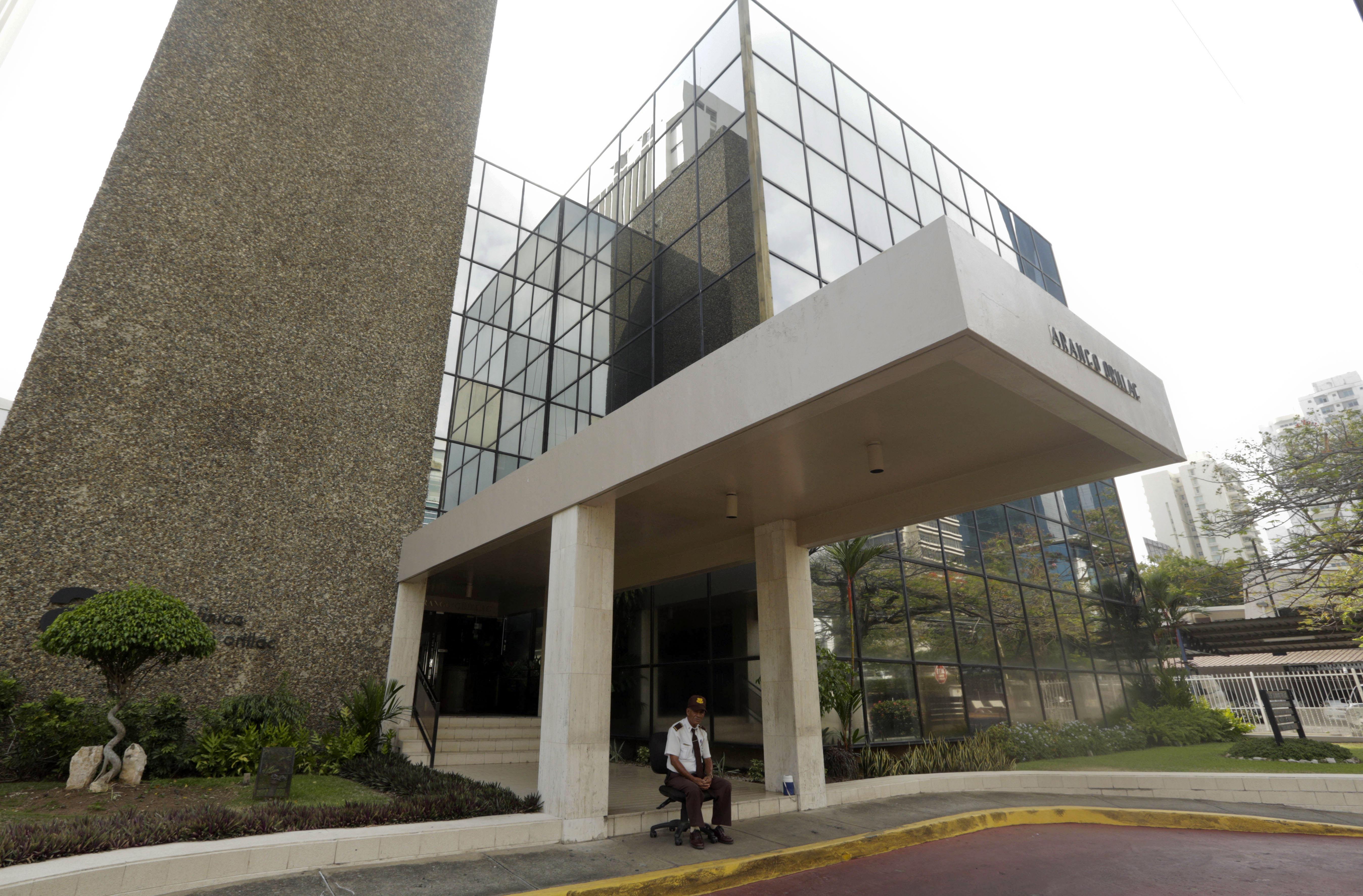 Právnická firma Mossack Fonseca v Panama city. Foto – TASR/AP