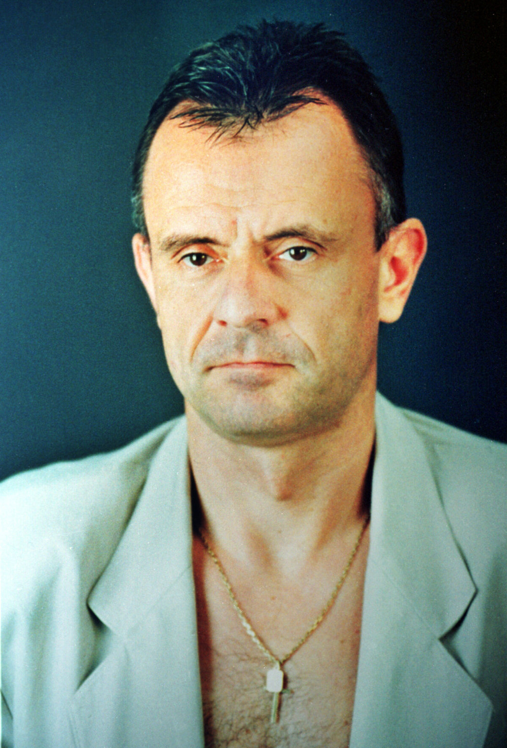 Portrét Jozefa Ráža z roku 1996. foto – TASR