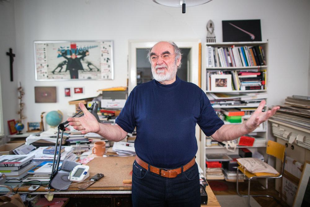 Rudolf Sikora. Foto N - Tomáš Benedikovič