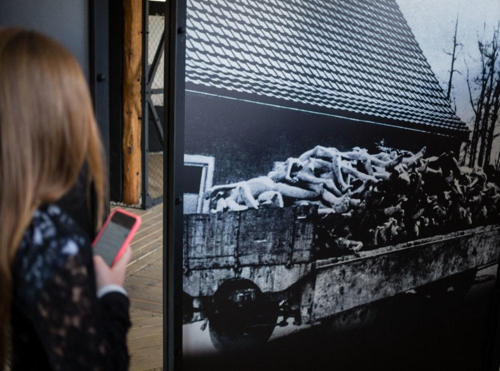 Múzeum holokaustu v Seredi. Foto N - Tomáš Benedikovič
