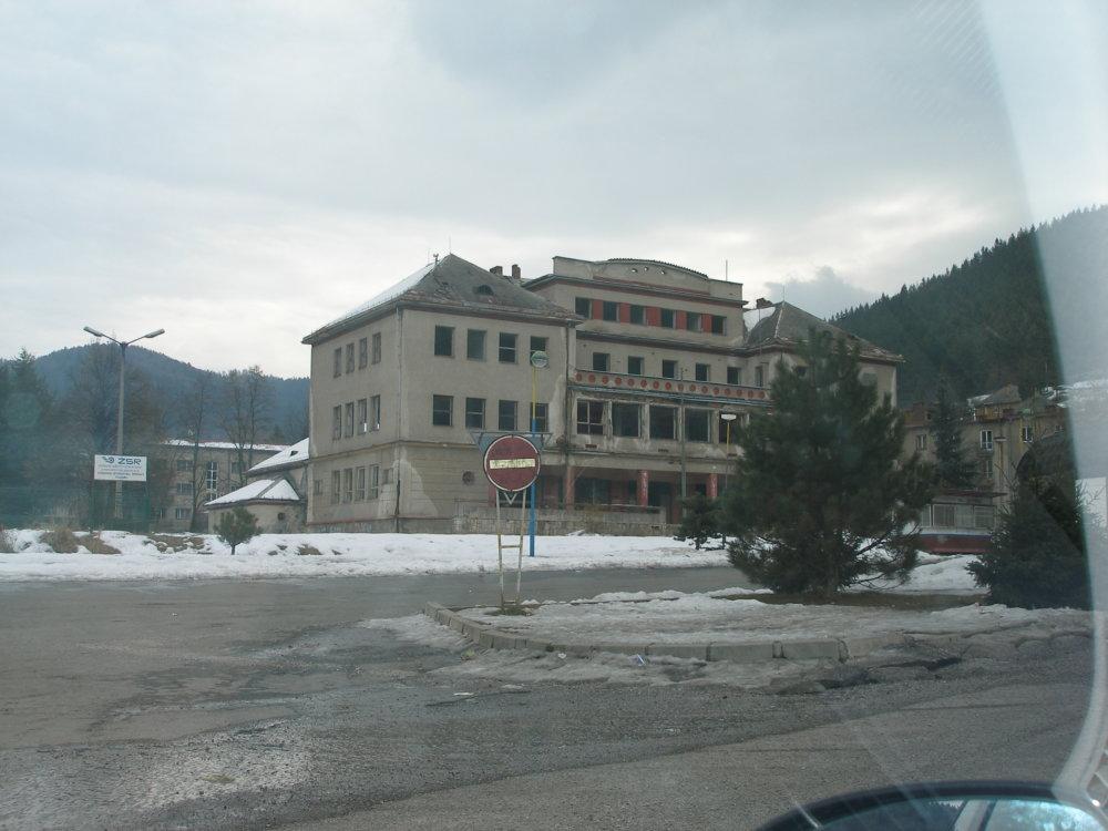 Rudňany, 2006 (zdroj: mapio.net)
