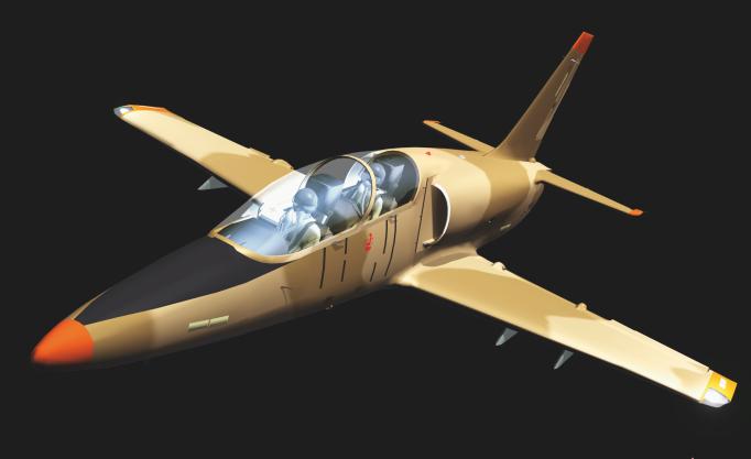 Lietadlo L-39 NG priamo nadväzuje na koncept najúspešnejšieho československého lietadla Albatros. Novinkou je americký motor, moderná avionika či nádrže zabudované v trupe krídel. Vizualizácia - Aero