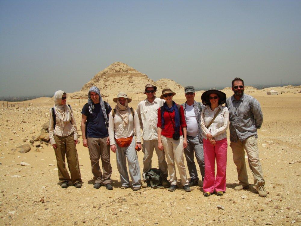 2. Na návšteve v Abúsíre