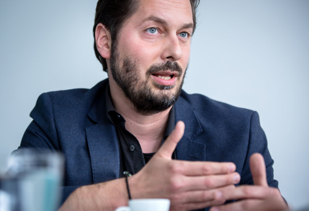 Jozef Bátora. Foto N - Tomáš Benedikovič