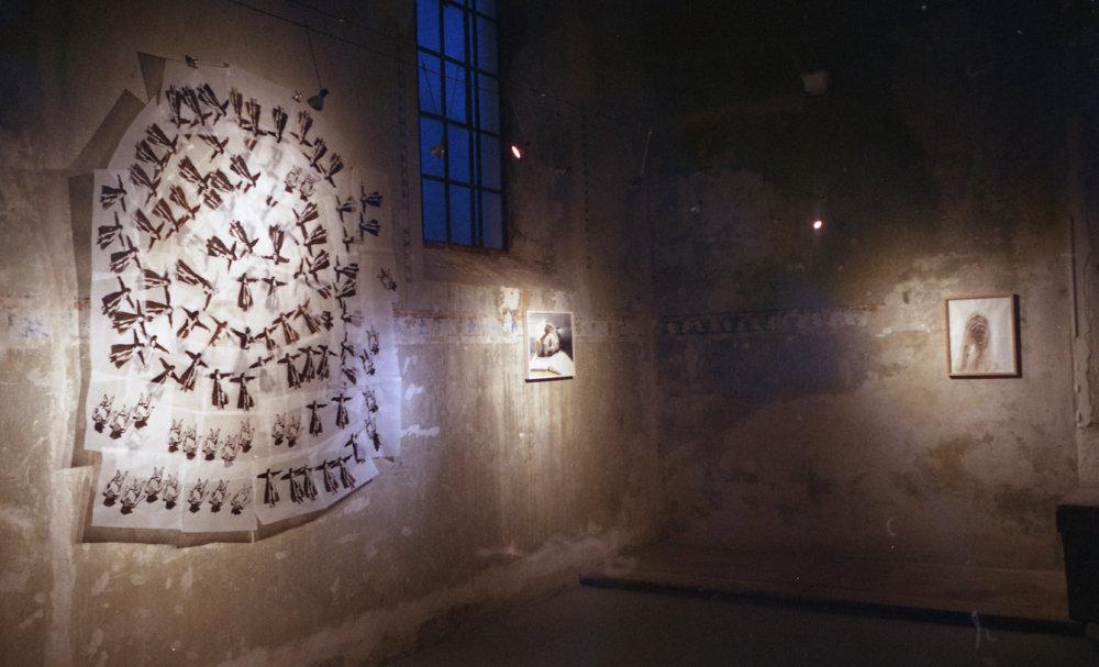 Pohľad do výstavy. Foto - Ester Šabíková