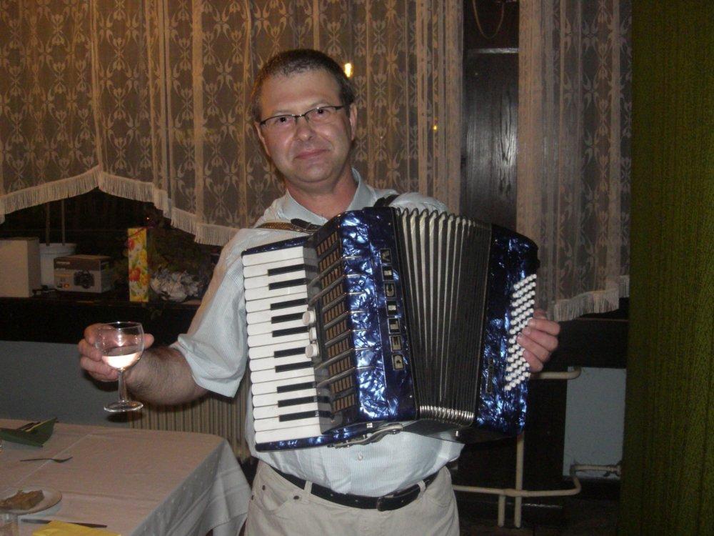 Jozef Klucho. Foto - archív J. K.