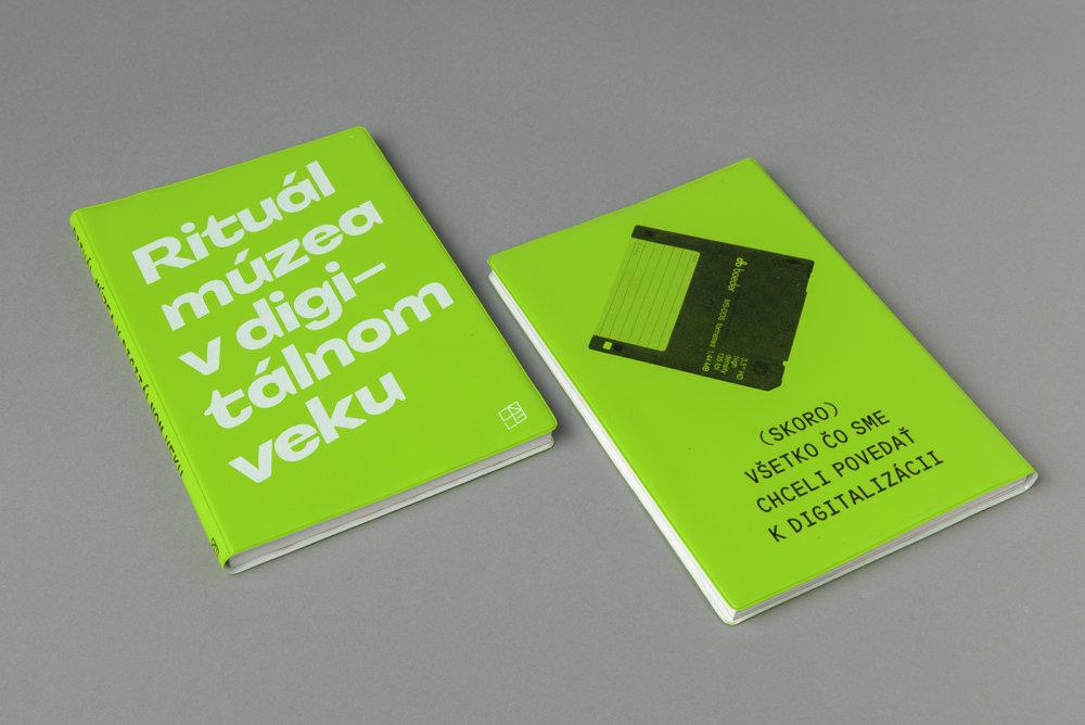 Publikácia Rituál múzea v digitálnom veku pre SNG.