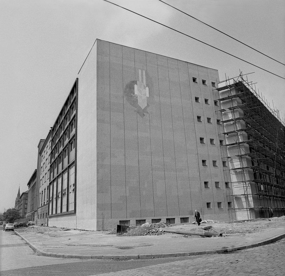 Stein v roku 1970. Foto - archív TASR