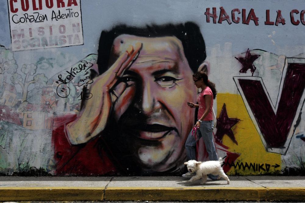 Dedičstvo Huga Cháveza je žalostné. Foto - TASR/AP