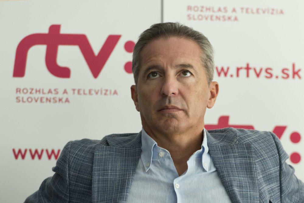 Václav Mika. Foto – TASR