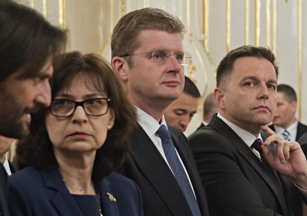 Je to ťažká vláda, hovorí ministerka spravodlivosti. foto - TASR