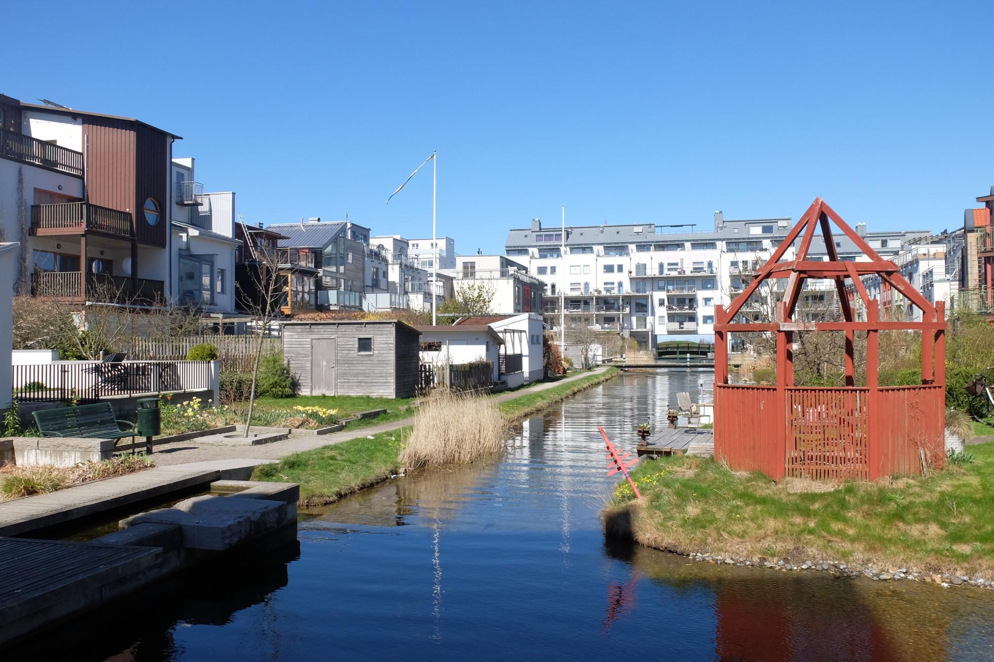 Bo01 Malmö, Švédsko