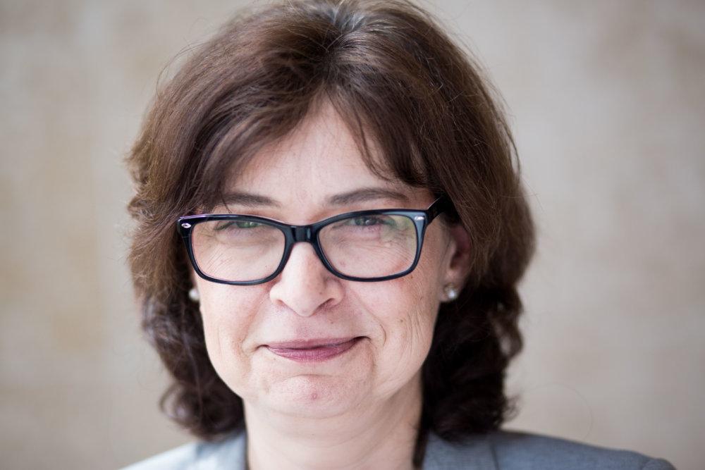 Lucia Žitňanská. Foto N - Vladimír Šimíček