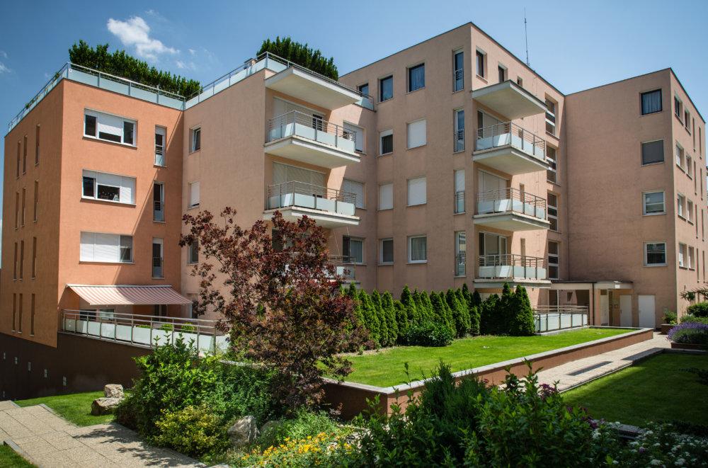 Komplex na Tupého v Bratislave. Foto N - Tomáš Benedikovič