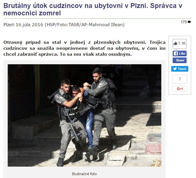 Brutálny útok cudzincov na ubytovni v Plzni. Správca v nemocnici zomrel Hlavné správy