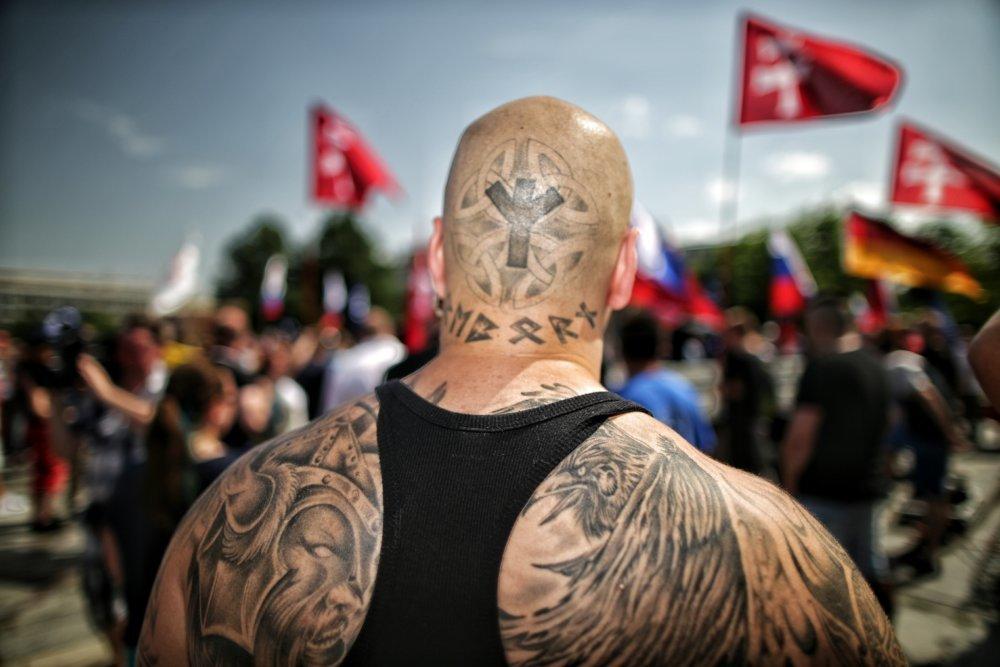 fašistana Námestí slobody