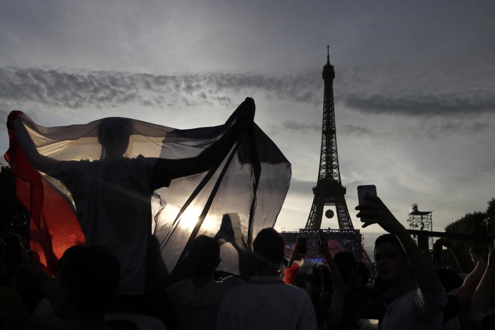 Foto: AP/Laurent Cipriani