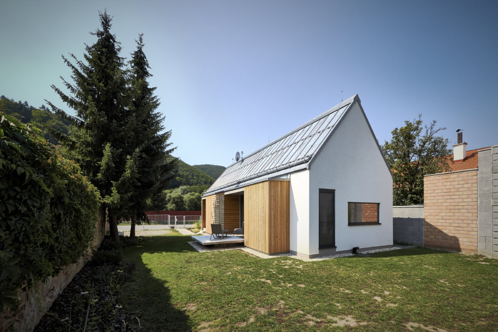 Dom v Lučatítne. Foto - Martin Karšňák