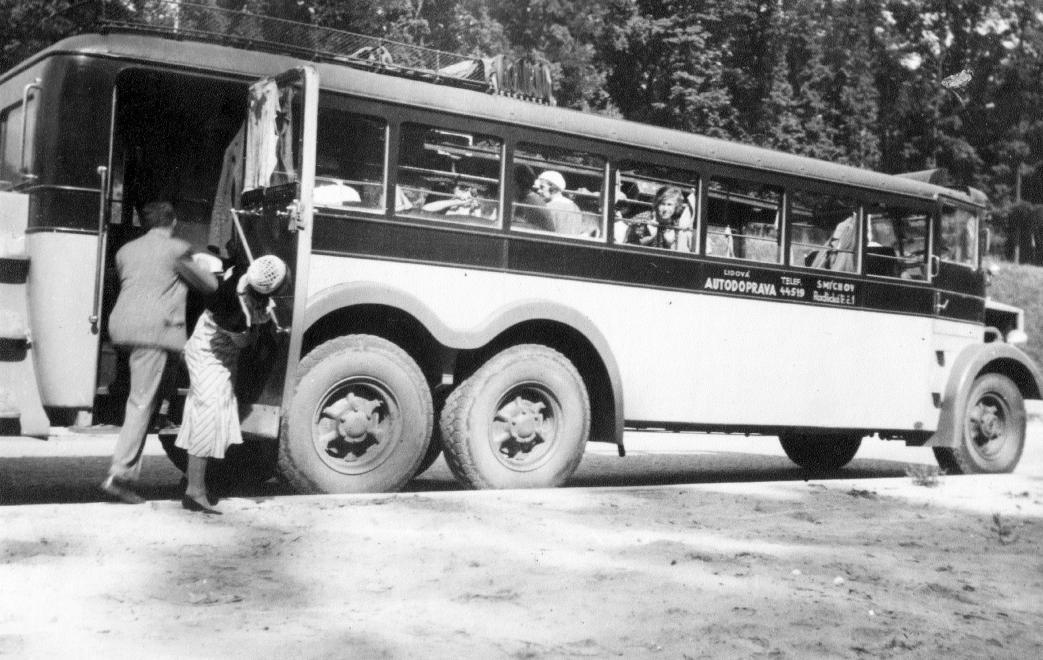 Partnerské nezhody na cestách? (1932)