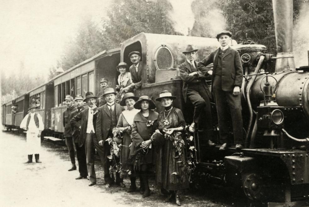 Najrýchlejšia možná doprava (1910)