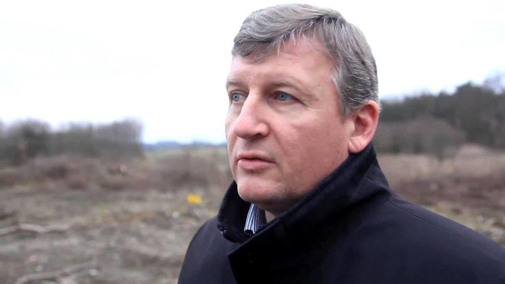 Právnik a zastupiteľ Štefan Haulík sa príbehu stupavských pozemkov dlhodobo venuje, podával kvôli nim aj podnety na súd. Foto - Stupava nahlas