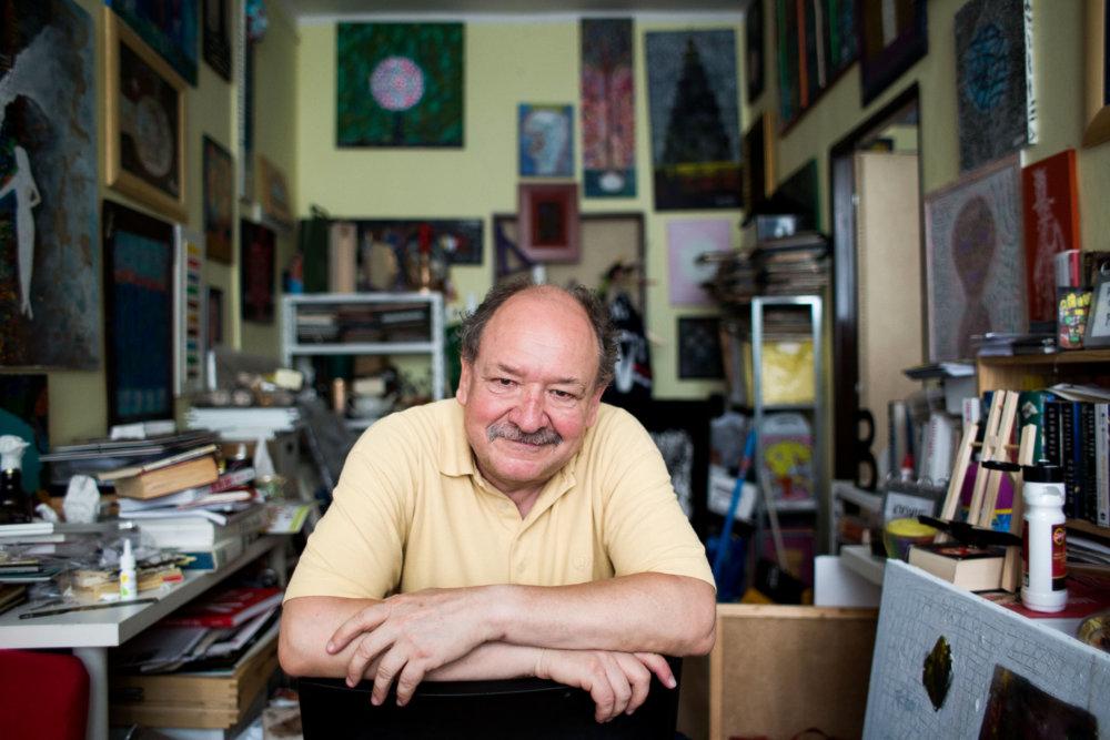 Daniel Hevier - hrdý Petržalčan. foto N - Vladimír Šimíček