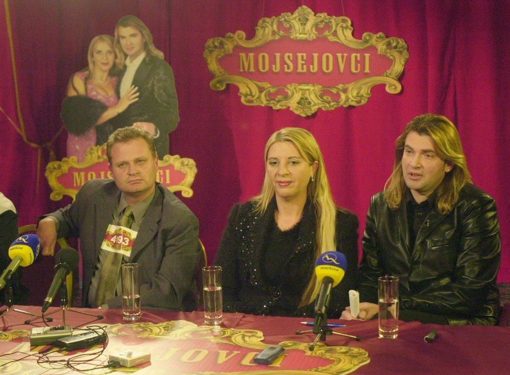 Mojsejovci boli jednou z prvých reality šou u nás. Foto - TASR