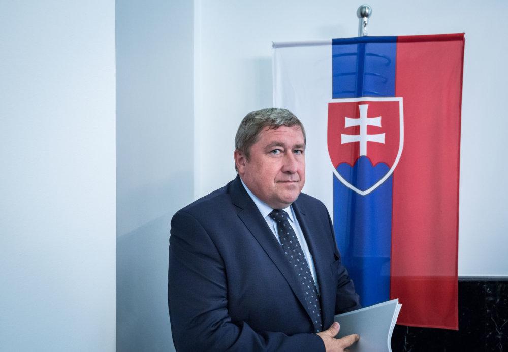 Dušan Kováčik. foto N - Tomáš Benedikovič