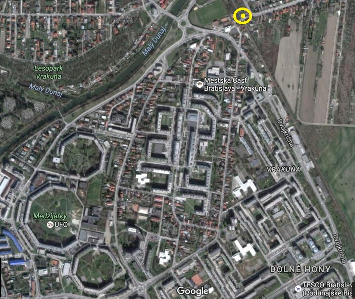 Vrakuna – Mapy Google – kópia