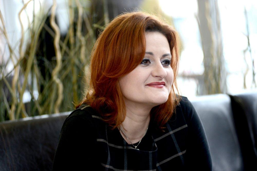 Poslankyňa SaS Natália Blahová. Foto – archív N. B.
