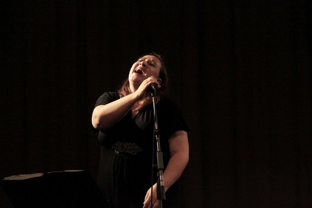 Speváčka Katka Koščová. Foto - Karol Sudor