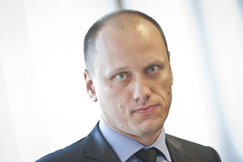Dnes už bývalý šéf na odbore kartelov PMÚ Peter Demčák. Foto - TASR