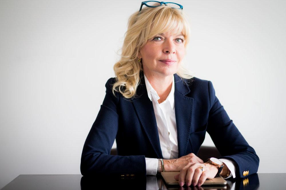 Zuzana Ťapáková. Foto N - Vladimír Šimíček