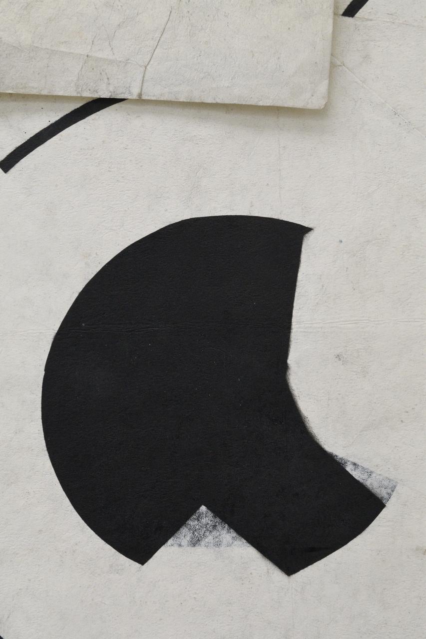 Dalibor Chatrný pracoval s mnohými médiami, prekračoval dvojrozmernú kresbu a pracoval aj na objektoch. Foto - Peter Piovarcsy