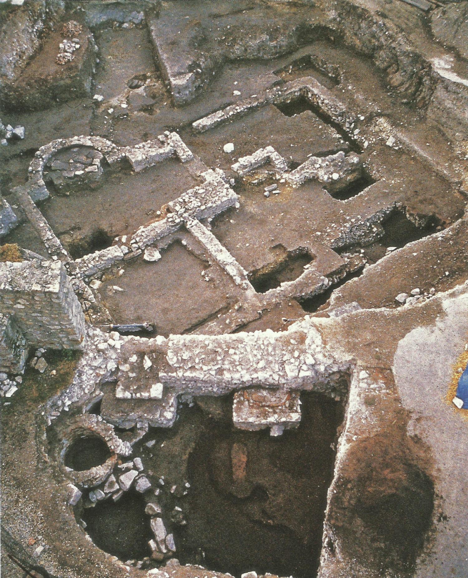 Základy rímskej stavby (objekt I), Bratislava-Devín