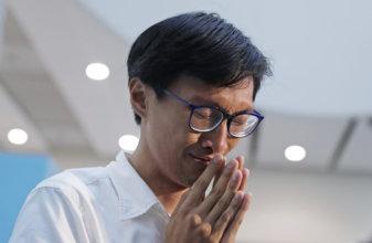 Eddie Chu Hoi-dick. FOTO - TAR/AP