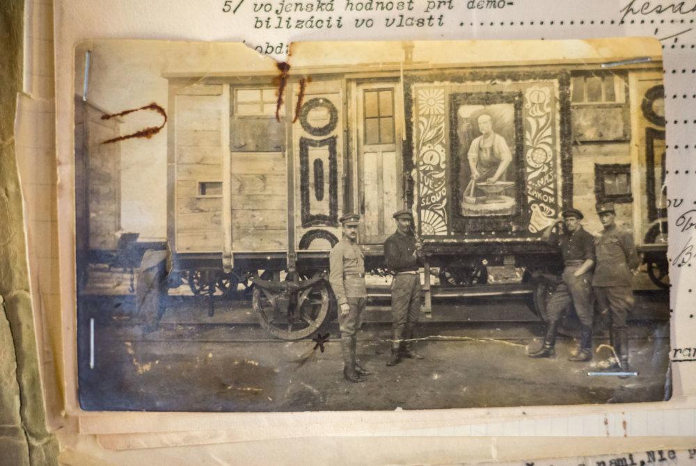 Z archívu Juraja Tvarožka. Foto N - Tomáš Benedikovič