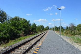 Železničná zastávka Vrakuňa