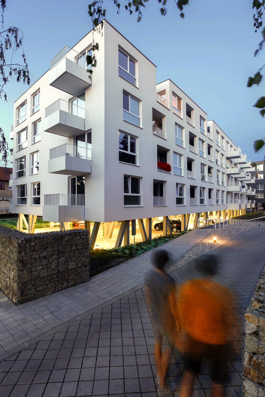 Bytové domy – Avana. Foto - Tomáš Manina