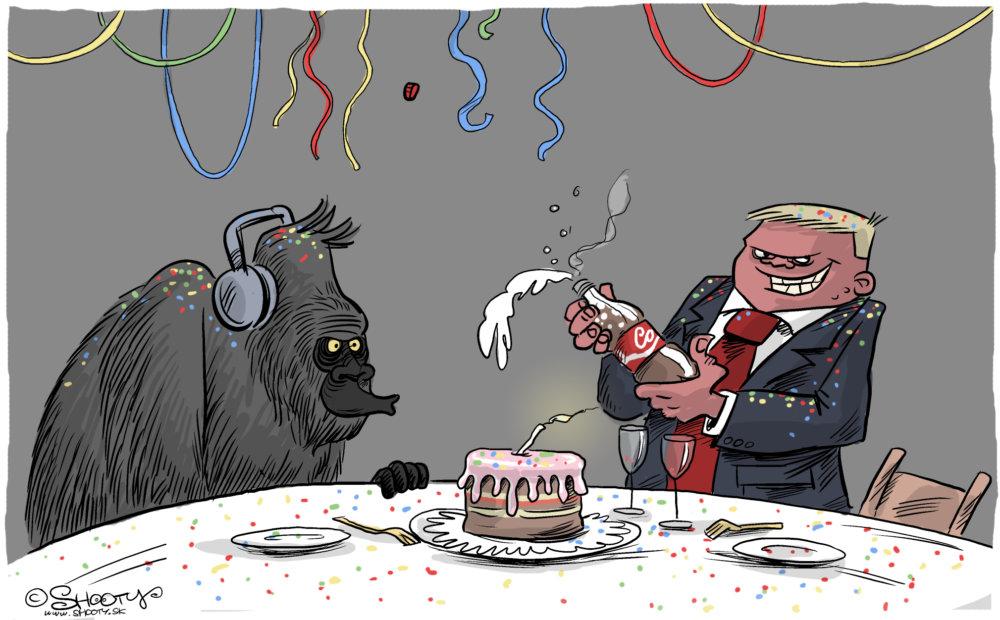 Shooty: Rok gorily. 20. decembra 2012, SME.