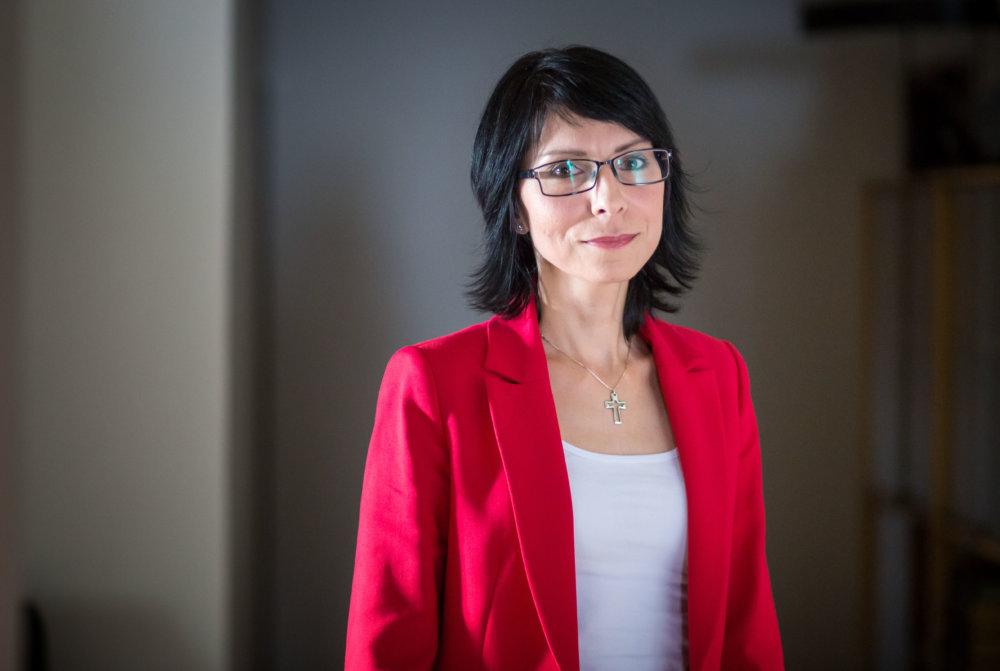 Mária Hatoková. Foto N - Tomáš Benedikovič