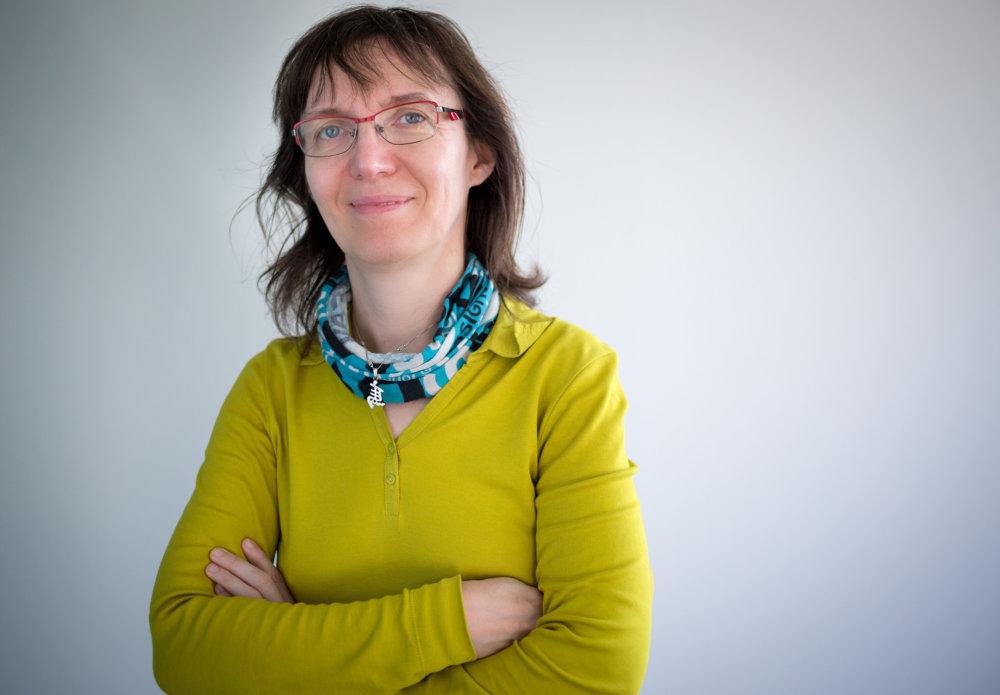 Mária Bieliková. Foto N - Tomáš Benedikovič