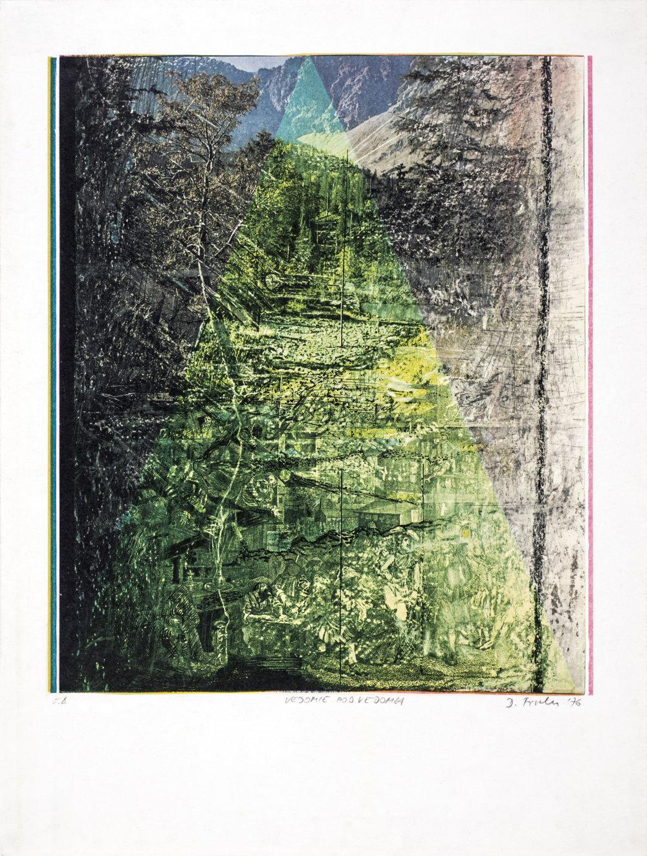 Daniel Fischer: Vedomie podvedomia, 1976.