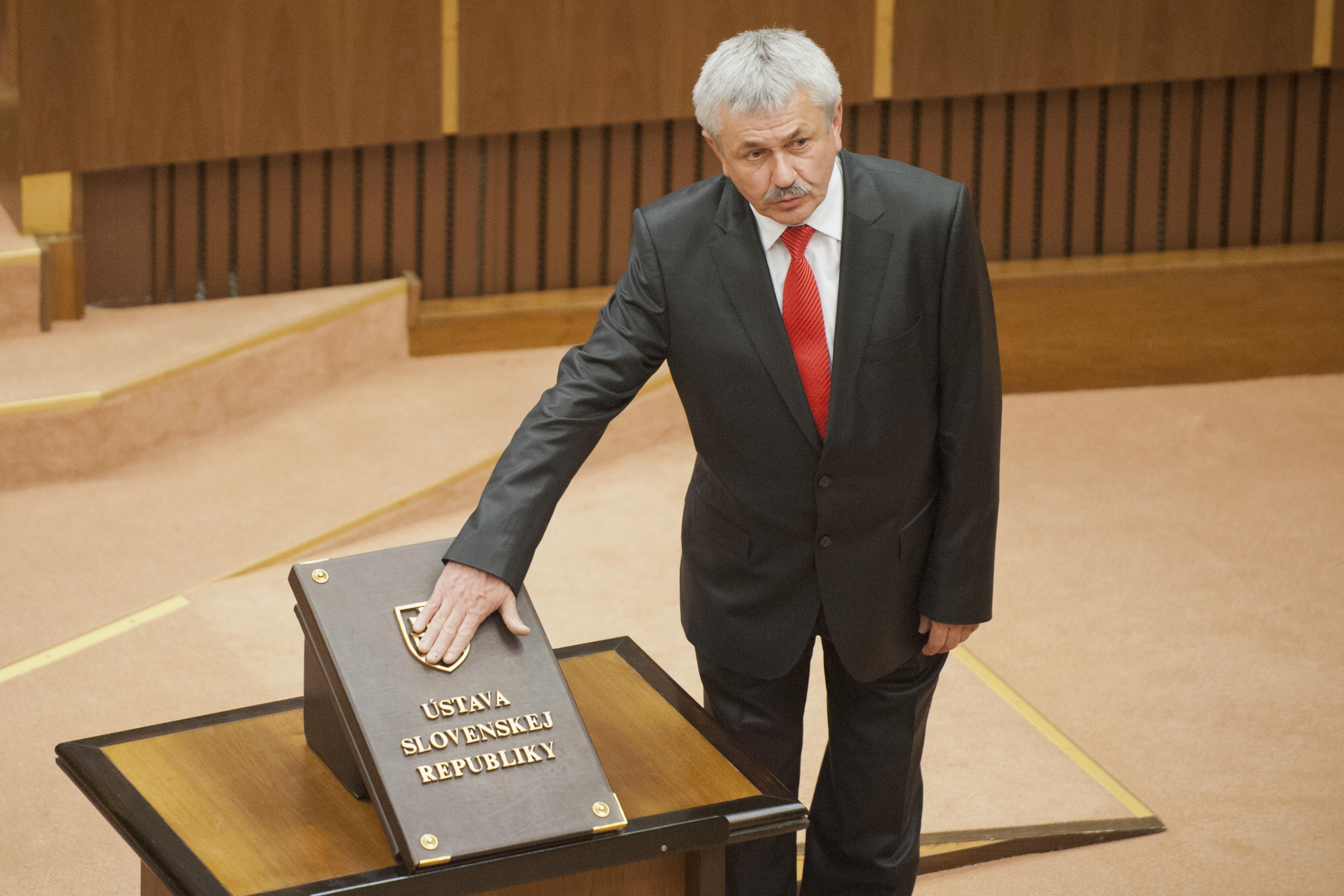 Ján Babič. Foto - TASR