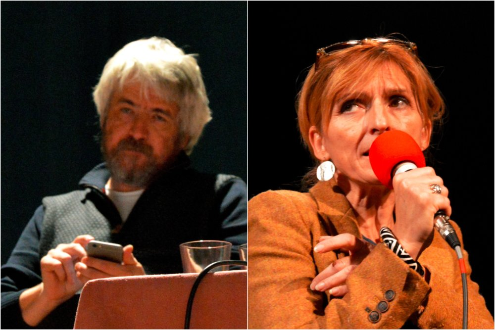 Andrej Bán a Viera Dubačová. Foto N - Daniel Vražda