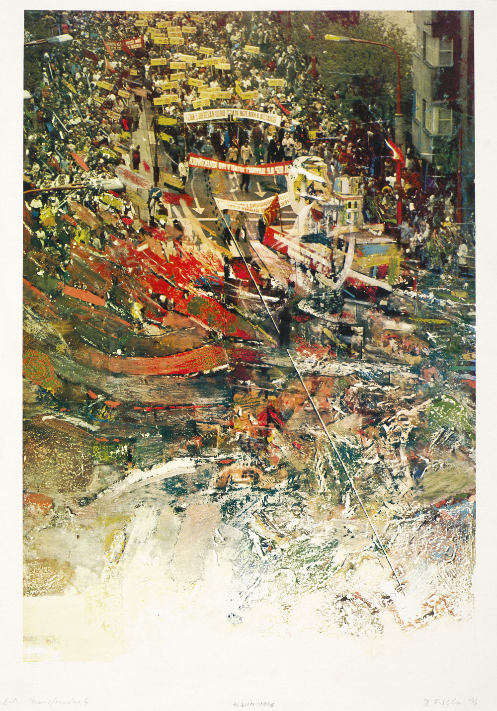 Daniel Fischer: Transformácia, 1976.